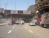 فيديو.. سيولة مرورية في شارع فيصل وانتشار رجال المرور