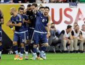 كأس العالم 2018.. رئيس الأرجنتين يؤازر التانجو من الملعب