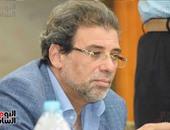 """خالد يوسف: """"دعم مصر"""" يتحمل المسئولية التاريخية لإجهاض التجربة الديمقراطية"""