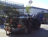 اعتقال مطلق النار داخل مجمع دور سينما فى مدينة فيرنهايم غرب ألمانيا