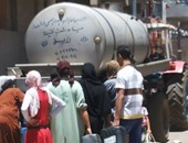قطع المياه من الساعة 9 مساء الى منتصف الليل بالقناطر الخيرية
