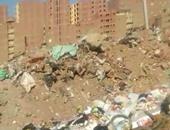 بالفيديو..القمامة ومخلفات البناء تحتل شارع الصفا والمروة فى الطوابق فيصل