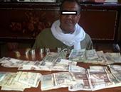 القبض على متسول تحصل على 1200 جنيه فى 6 ساعات بالإسماعيلية