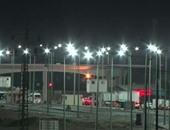صفحة محافظة البحر الأحمر تنشر صورا لشوارع مدينة الغردقة المضاءة بلمبات الليد