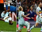 يورو 2016.. بلجيكا تُنهى مغامرة المجر برباعية مذلة وتتأهل لربع النهائى