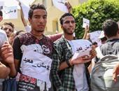بالصور.. تكثيف أمنى بمحيط وزارة التعليم تزامنا مع دعوات طلاب الثانوية للتظاهر