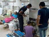استجابة لصحافة المواطن.. تجديد وحدة الغسيل الكلوى بمستشفى السيد جلال