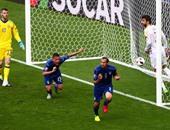 يورو 2016.. إيطاليا يتقدم على إسبانيا 1/0 فى شوط مثير من طرف واحد