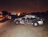 ننشر أسماء المصابين فى حادث انقلاب ميكروباص شرق الإسكندرية