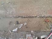 حى الساحل يصلح كسر بماسورة مياه بمنطقة الأغاخان ويزيل إشغالات بعدة شوارع