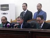 """تأجيل محاكمة """"محمد بديع"""" و738 متهما فى أحداث """"فض اعتصام رابعة"""" لـ 9 أغسطس"""