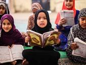 """رمضان فرصة لـ""""حفظ القرآن"""".. بالصور.. عالم حلقات التحفيظ فى الشهر الكريم"""