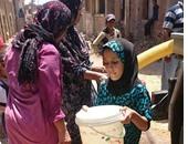 """""""صحافة المواطن"""".. سكان قرية الجبيرات يقضون نصف يومهم بحثا عن مياه للشرب"""