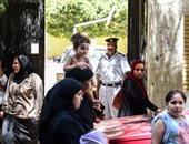 قوات الأمن تطارد مسيرة لطلاب الثانوية العامة بشوارع وسط القاهرة
