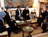 وزير الثقافة ووفد الفاتيكان يتفقان: مصر حاضنة للأديان
