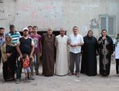عشرات الأسر فى الدقهلية مهددة بالطرد من مساكنها بحجة الترميم