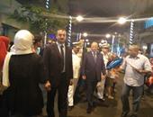 مدير أمن القاهرة يتفقد احتفالات ذكرى ثورة 30 يونيو بوسط القاهرة