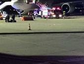 إخلاء طائريتن فى مطار زفانتيم البلجيكى بعد هبوطهما بسبب تهديد بتفجيرهما