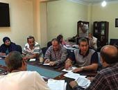 رئيس شركة مياه القناة يوجه بسرعة تنفيذ مشروعات الصرف فى بورسعيد