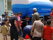 مسلسل انقطاع مياه الشرب فى منطقة سهل حمزة بفيصل عرض مستمر