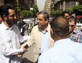 تأجيل محاكمة نقيب الصحفيين وعضوى المجلس إلى جلسة 9 يوليو