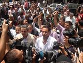 محامى نقيب الصحفيين: حضور المتهمبن وجوبى فى الاستئناف