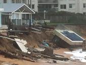 ارتفاع حصيلة ضحايا العواصف فى جنوب الولايات المتحدة لـ 16 قتيلا