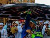"""بالصور.. جمعية """"رسالة"""" تنظم كرنفال """"رمضان زمان"""" بالتعاون مع وزارة الآثار"""