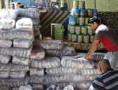 ضبط مصنعين غير مرخصين وسلع مجهولة فى حملة تموينية بالقليوبية
