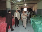 بالصور.. مدير أمن الغربية يتفقد وجبات الإفطار والسحور لضباط وأفراد الشرطة