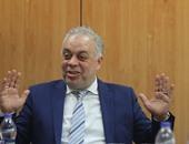 أشرف زكى نقيب الممثلين: زيارة الرئيس لشادية تقدير للفن المصرى