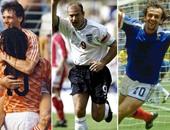 يورو 2016.. هدافو البطولة عبر التاريخ