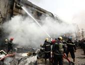 ارتفاع عدد قتلى تفجيرى السيدة زينب فى دمشق إلى 20 شخصا