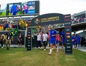 كوبا أمريكا.. انطلاق مباراة البرازيل وهايتي