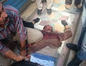 بالصور.. تفاصيل جديدة فى مقتل إرهابى يرتدى نقابا قبل تفجير بنك فى ميت غمر