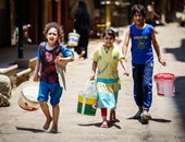 قارئ يشكو من انقطاع مياه الشرب بشارع المدينه المنوره بكفر طهرمس فيصل