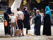 شكاوى جماعية من انقطاع المياه بشارع فيصل الجيزة