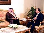 """سفير السعودية مذكرا بلقاء السيسي والأمير تركى: اتفقا على إعادة ترميم """"الأزهر"""""""