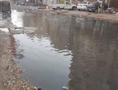 """""""مياه الشرب"""" ترد على شكوى انتشار المجارى بشارع عمرو بن العاص فى الهرم"""