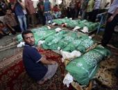 أستشهاد ستة فلسطينيين فى الضفة الغربية بنيران إسرائيلية