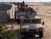 مقتل 25 تكفيريًا وتدمير عدد من البؤر الإرهابية بحملة أمنية شمال سيناء