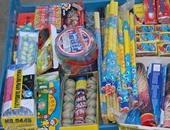 مباحث القاهرة تلاحق تجار الألعاب النارية قبل الكريسماس وتضبط 4 آلاف صاروخ