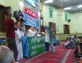 بالصور.. تكريم حفظة القرآن الكريم بقرية دمليج فى المنوفية