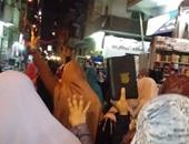 """مسيرات ليلية لـ""""الإخوان"""" بالإسكندرية والأمن يلقى القبض على 8 من عناصرها"""