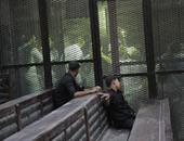 """بالصور.. تأجيل جلسات محاكمة 379 متهما فى قضية """"أحداث فض اعتصام النهضة"""" ل 1 أغسطس"""