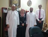 طالبة مصرية تفوز بالمركز الأول فى حفظ القرآن الكريم بسلطنة عمان