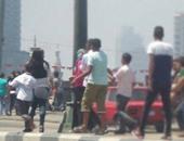 """""""مكافحة العنف ضد المرأة"""" تطارد المتحرشين فى أعياد الربيع بالقاهرة"""