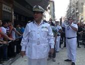 أمن القاهرة يشن عدة حملات لرفع الاشغالات بمناطق متفرقة بالعاصمة