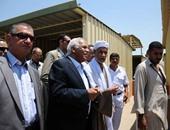 محافظ القاهرة: إعادة تخطيط منطقة عرب الوالدة فى حلوان