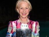 """تكريم هيلان ميران بمهرجان ايشيا السينمائى وتظهر بفستان مرسوم بـ""""اليد"""""""